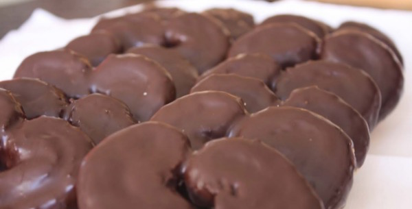 Palmeritas de Chocolate 1 - irecetasfaciles