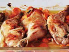 Recetas de pollo al horno