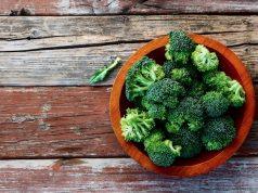 Ensalada con brócoli